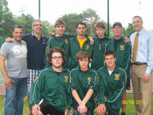 CT Post Chronicle - Tennis Team